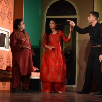 Rakesh Bedi, Shweta Tewari, Rahul Buchar (4)